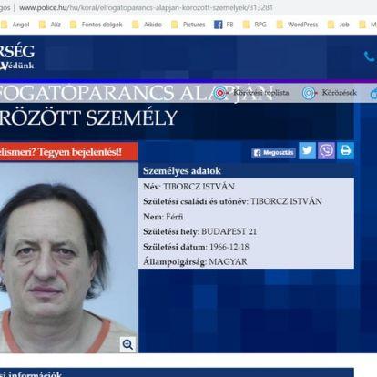 Április elsejei tréfa a rendőrségtől: körözik Tiborcz Istvánt
