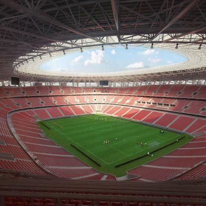 Világszínvonalú lesz az új Puskás Ferenc Stadion