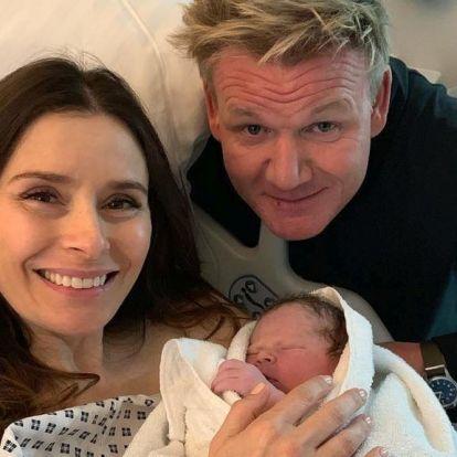 Gordon Ramsay-nek megszületett az ötödik gyereke