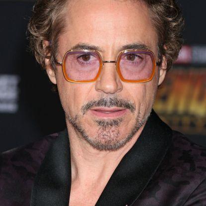 Robert Downey Jr. tulajdonképpen Tatáról származik