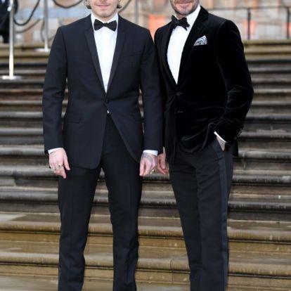 Beckhamék + a brit hercegek + David Attenborough = egy szebb bolygó