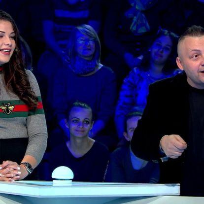 Hihetetlen módszerrel kommunikál feleségével Gáspár Zsolti / tv2.hu