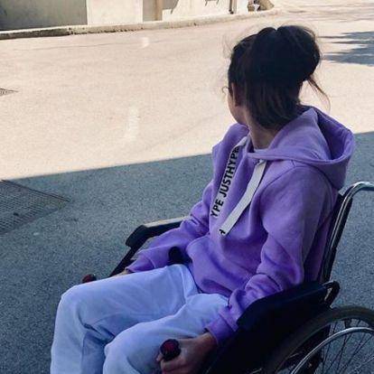 Már gyógyul Liptai Claudia kerekesszékbe kényszerült lánya – új fotó érkezett az állapotáról