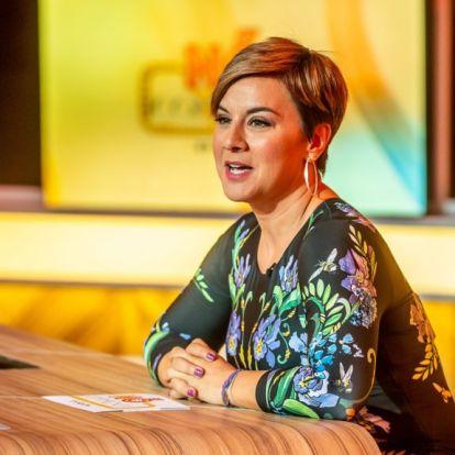 Folytatódik Ábel Anitáék beszélgetős műsora