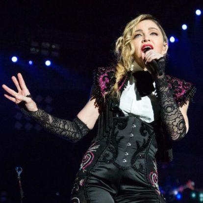 Madonna lesz az Eurovíziós Dalfesztivál sztárvendége