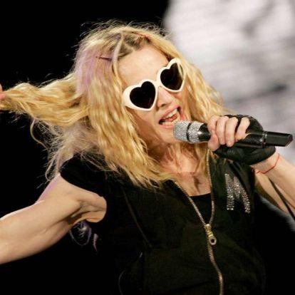 Óriási gázsiért lép fel Madonna az Eurovíziós Dalfesztiválon