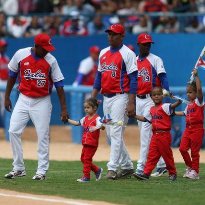 Trump életveszélybe sodorta a kubai baseballozókat