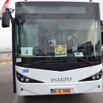 Ikarus előtt és után - Dusanbei autóbusz-történelem