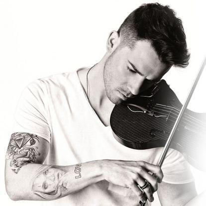 Robert Mendoza, a tehetséges spanyol hegedűművész