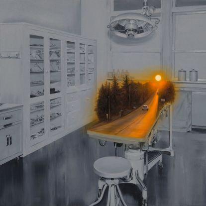Paco Pomet szürreális festményei