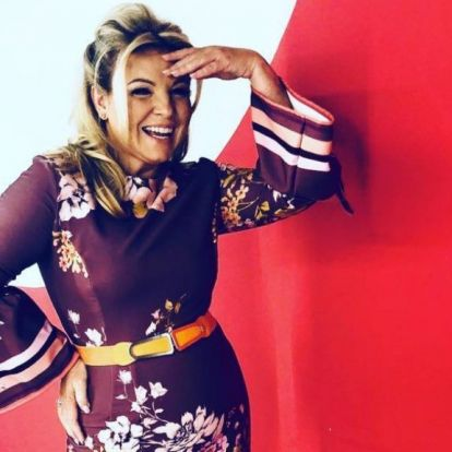Liptai Claudia vállalhatatlannak tartja egykori megjelenését