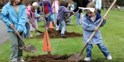 Ültess fát! Egy 9 éves kisfiúnak köszönhető a Plant for the planet nemzetközi környezetvédelmi mozgalom. Magyar gyerekek, iskolák is csatlakozhatnak!