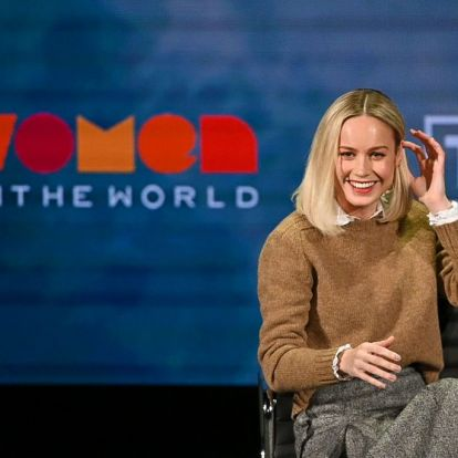Brie Larson szerint fontos beszélni a pénzről | Marie Claire