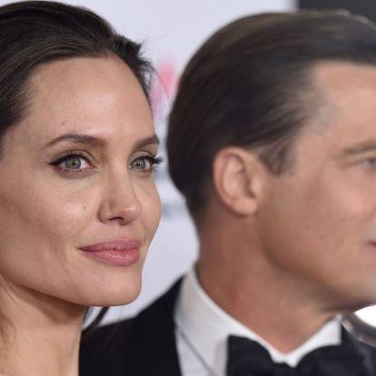 Angelina Jolie újrakezdené Brad Pittel | Elle magazin