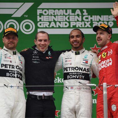 Hamilton: Különleges győzelmet arattunk