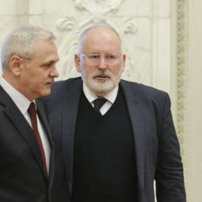 Az európai szociáldemokraták is léptek a maguk jogsértői ellen