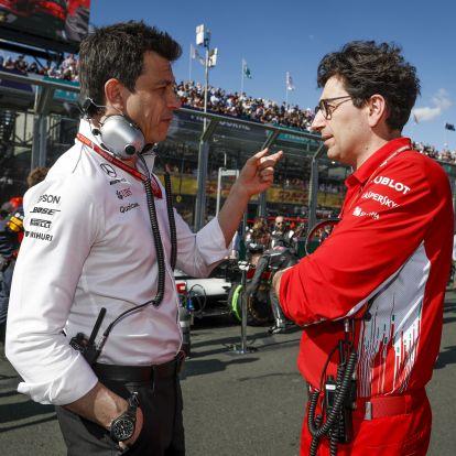 Wolff: Hibát követett el a Ferrari