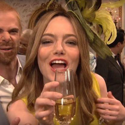 A Saturday Night Live-ban hülyét csináltak a királyi családból
