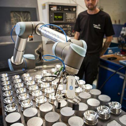 Az intelligens eszközök segítenek okos gyártókörnyezetet létrehozni