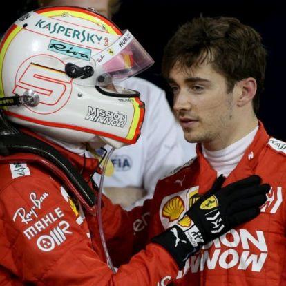 Magyarázkodik a Ferrari az újabb csapatutasítás miatt