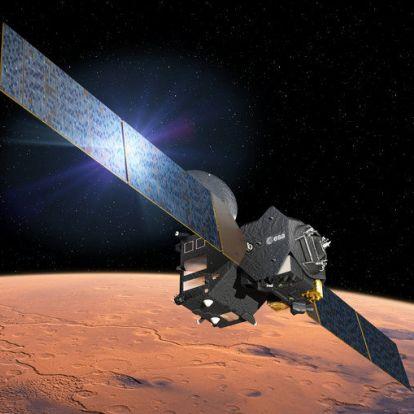 Hová tűnt a metán a Marsról?