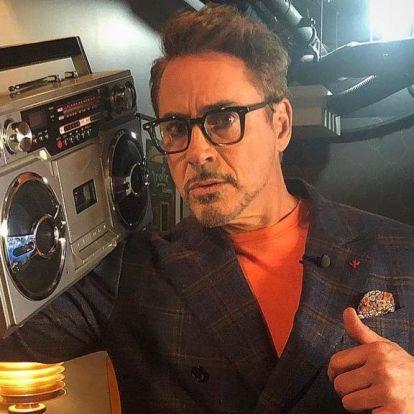Robert Downey Jr. végigtáncolja az új Bosszúállók sajtókörútját
