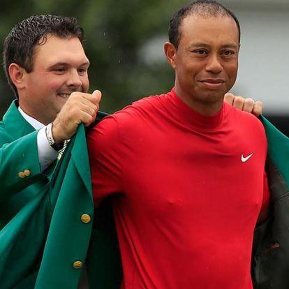Még Trump is gratulált; Tiger Woods diadala sokat hozott valakinek