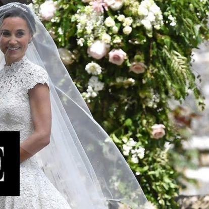 Esküvői trendek 2019-ben: Romantikus fátylak és környezettudatosság | Elle magazin