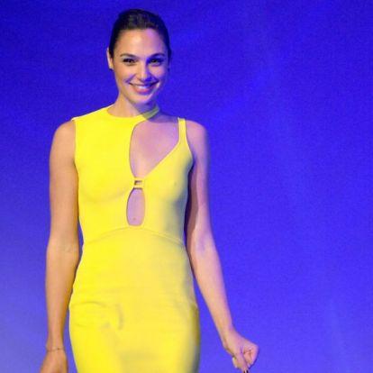 Wonder woman is fellép az Eurovíziós Dalfesztiválon