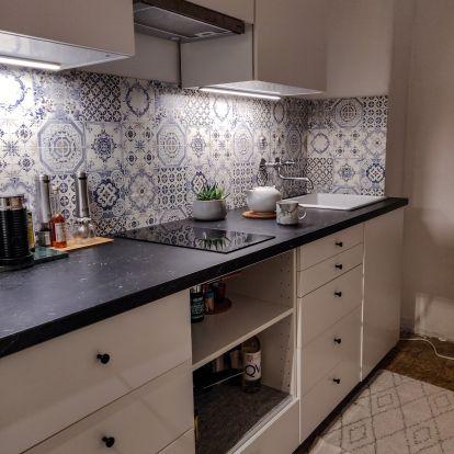 Tapéta a konyhába?