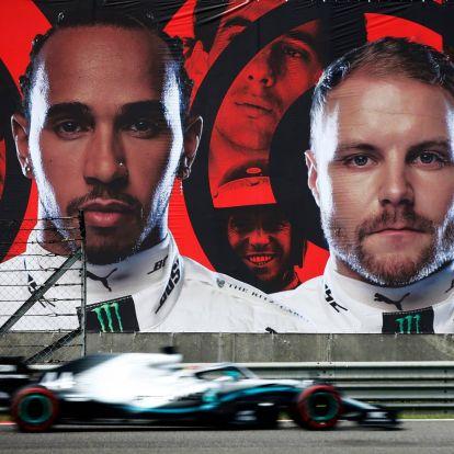 A Mercedes világosan beszélt Hamilton és Bottas jövőjéről