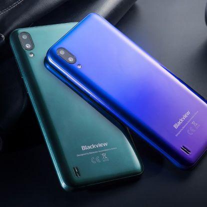Blackview A60 - a legszebb olcsó telefon, a legolcsóbb szép telefon