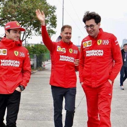 Ha így folytatja a Ferrari, kicsinálja a Forma-1 legnagyobb ígéretét