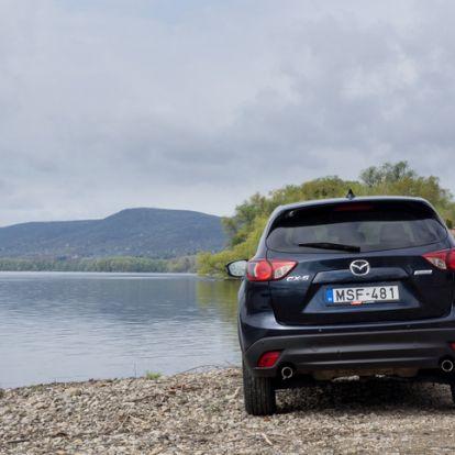 A rozsda rágta olcsóra? - Használtteszt: Mazda CX-5 2,2 Skyactiv-D Cd150 Attraction At - 2014.