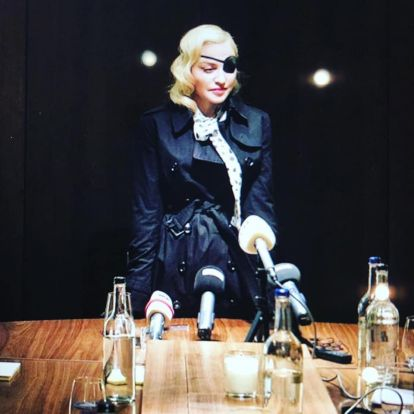Jön az új Madonna-lemez, már dal is van róla