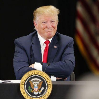 Donald Trump: Rábasztam