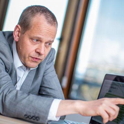 Ola Rosling: Az emberek imádják, ha szembesítik őket a tévedéseikkel