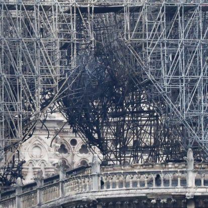 A 13. századi építőmesterek zseniális megoldása miatt nem pusztult el a Notre-Dame