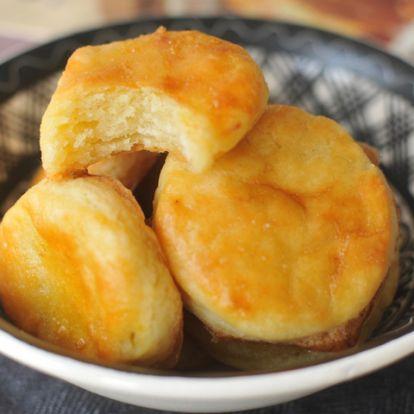 A leggyorsabb és legegyszerűbb krumplis pogácsa - Se keleszteni, se hajtogatni nem kell