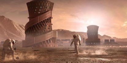 MARS telep koncepciók