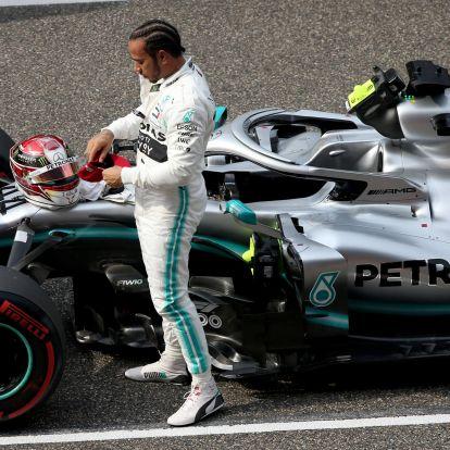 Hamilton elmondta, miben kell még fejlődnie