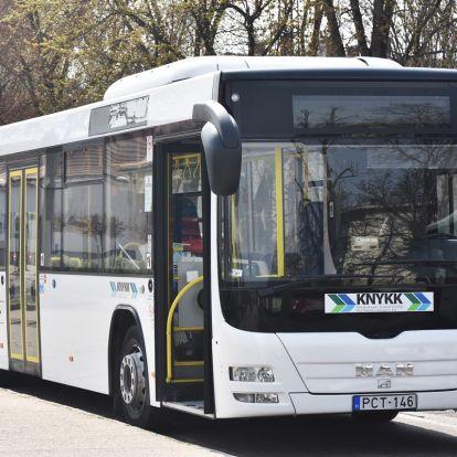 Új autóbuszjárat Komáromban