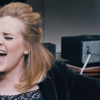 Szakított Adele – hét év után ment tönkre a kapcsolata párjával