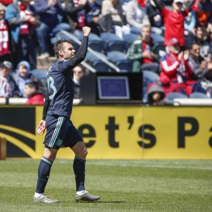 MLS: Nikolics győztes meccsen talált be! – videóval