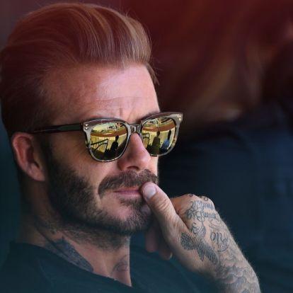 Egy 21 évvel ezelőtti sportlap szerint Beckham egy év múlva így fog kinézni