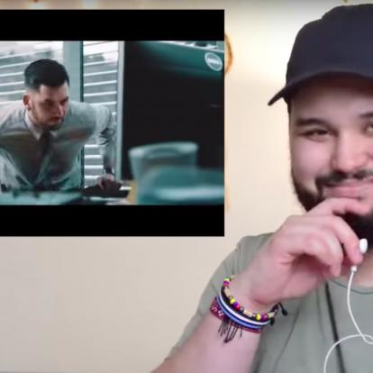 Egy amerikai youtuber reakciója Majka és a Follow The Flow zenéjére