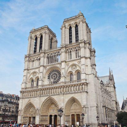 Tervezett volt a Notre Dame leégése?