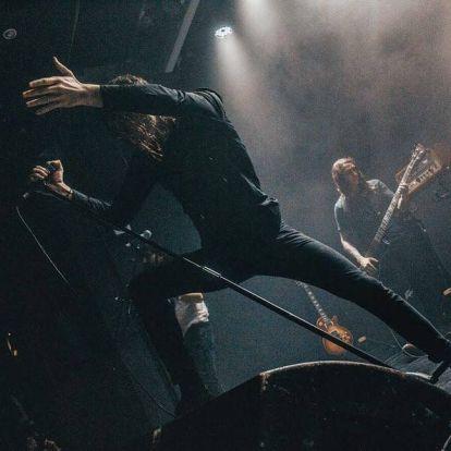 Deafheaven- (és Touche Amore)-koncert lesz Budapesten