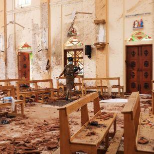 Srí Lanka: az Iszlám Állam jelentkezett elkövetőként