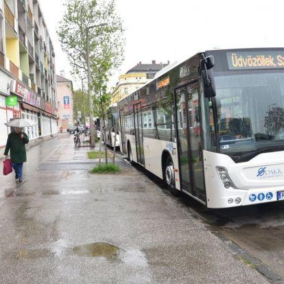 Tizenegy új Conecto beállt dolgozni Szegeden